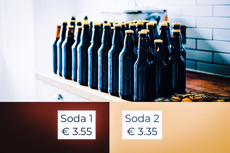 Soda price more by us