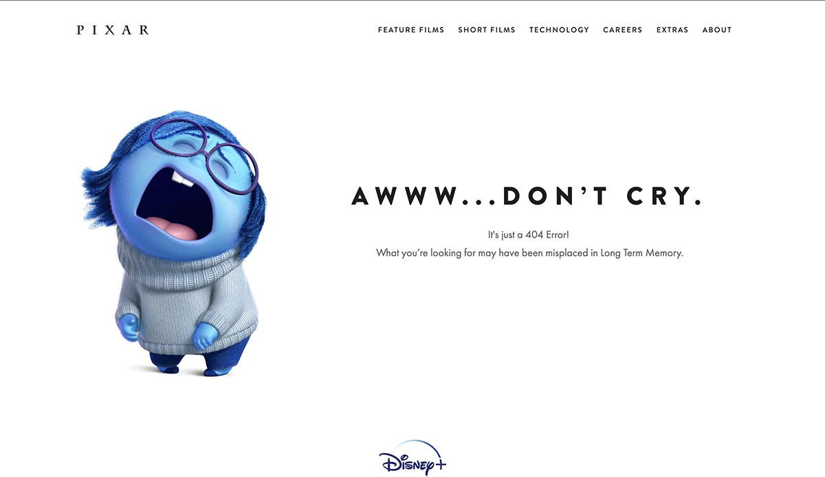 pixar 404
