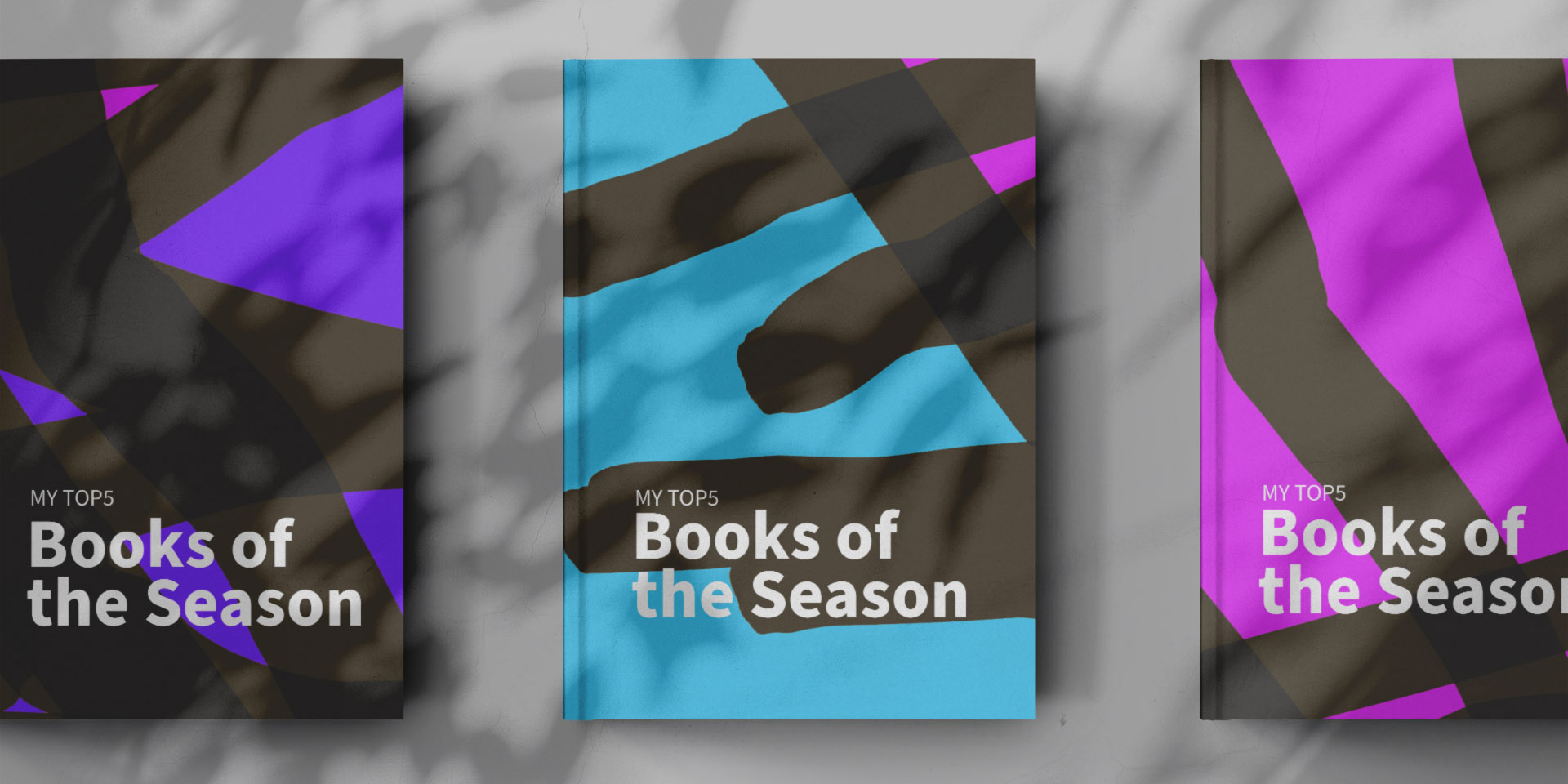 TOP 5: Books of the Season