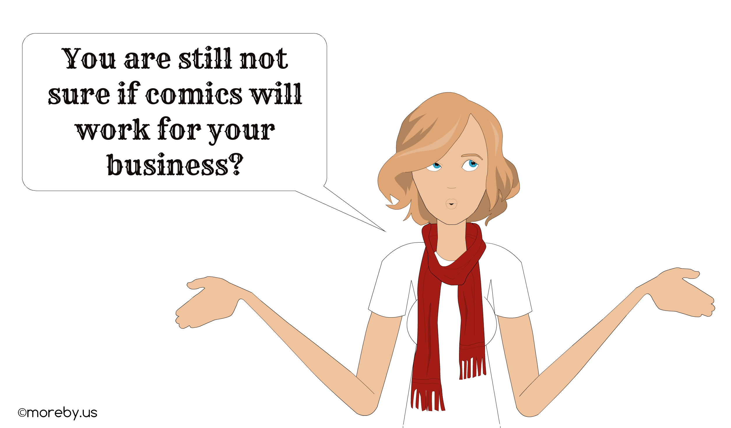 How your marketing strategy can benefit from using comics