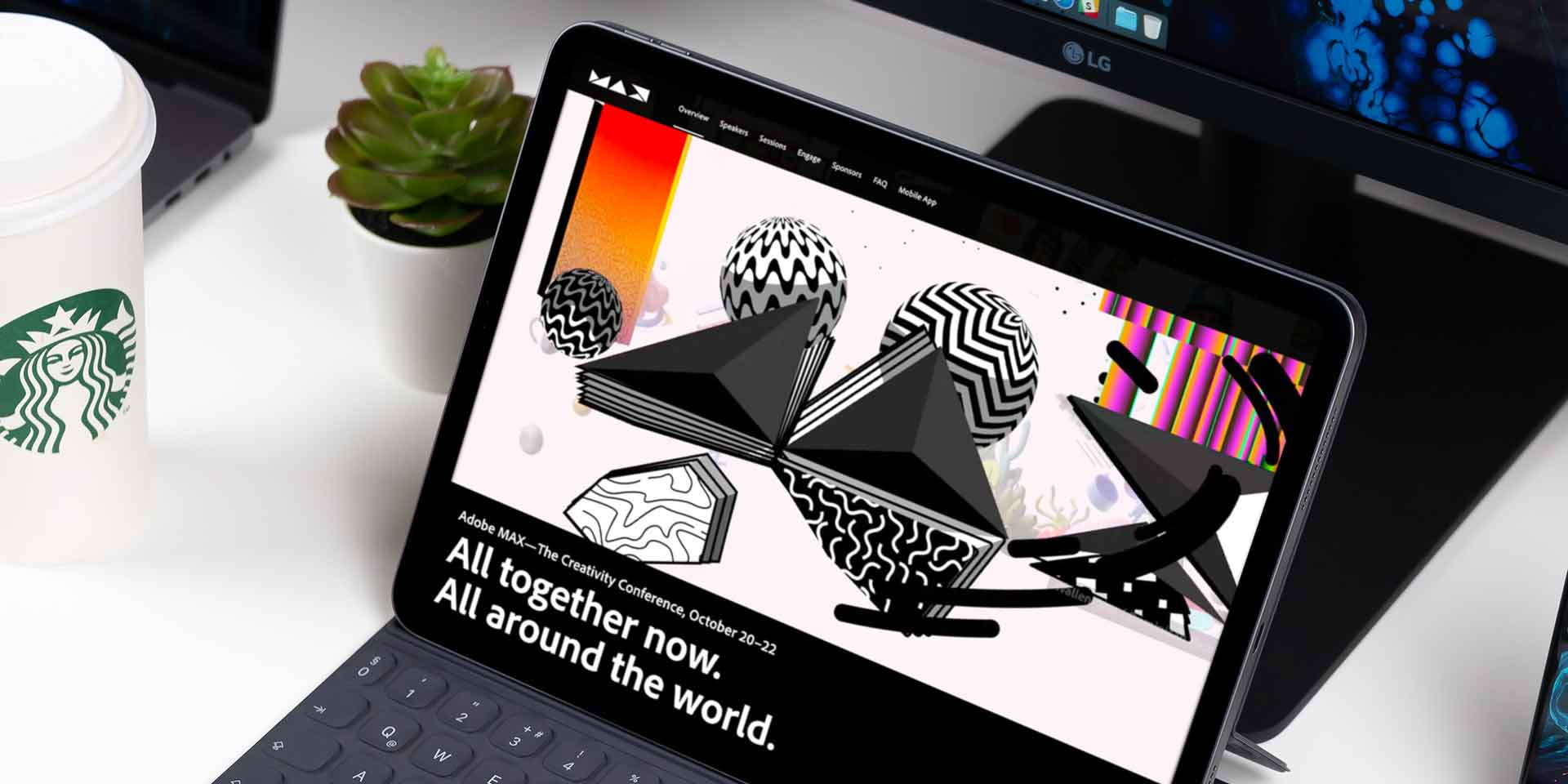 Adobe MAX 2020: Now Online and Free for All